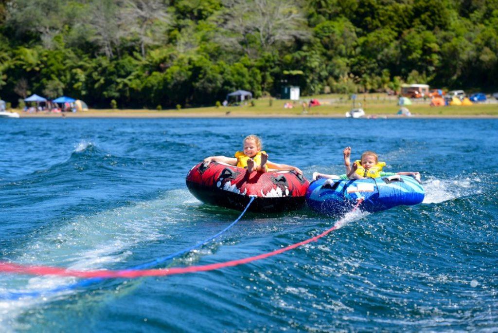 best swimming spots in rotorua - aura accommodation